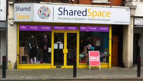 Shared Space opens