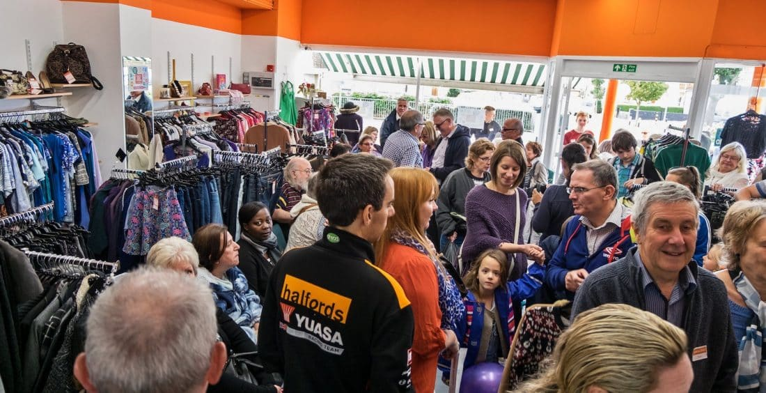 southchurch southend shop launch event