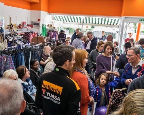 southchurch southend shop launch event