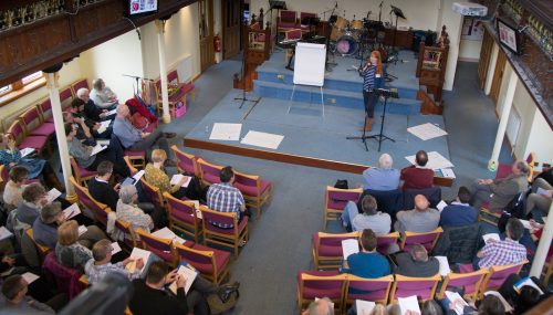 45 church leaders trained