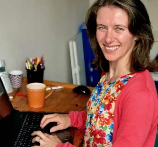 Julie Eady – Finance Administrator