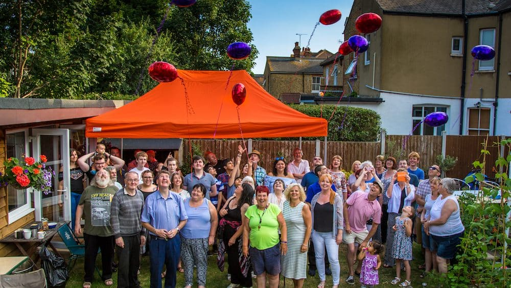Volunteer Summer Party 2017
