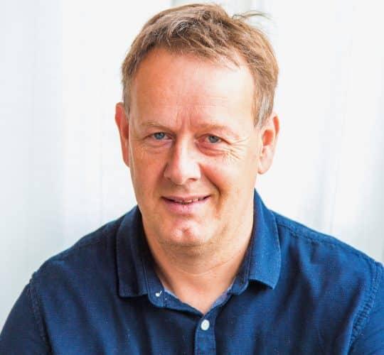 Peter Dominey – Trustee