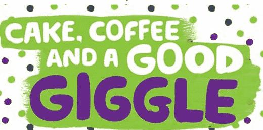 Coffee, cake and a good giggle