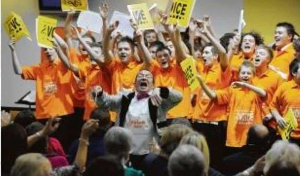 Shoeburyness VoiceMale Choir