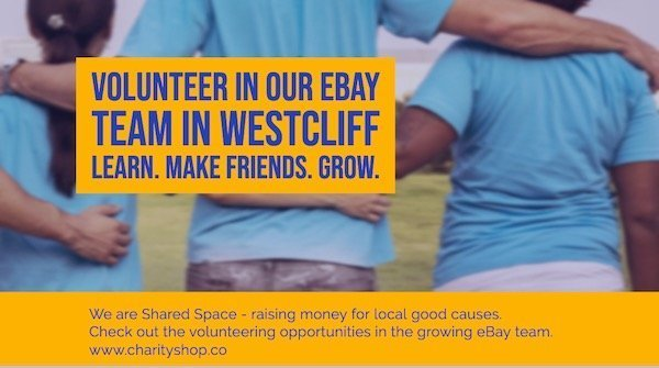 Volunteer with Ebay