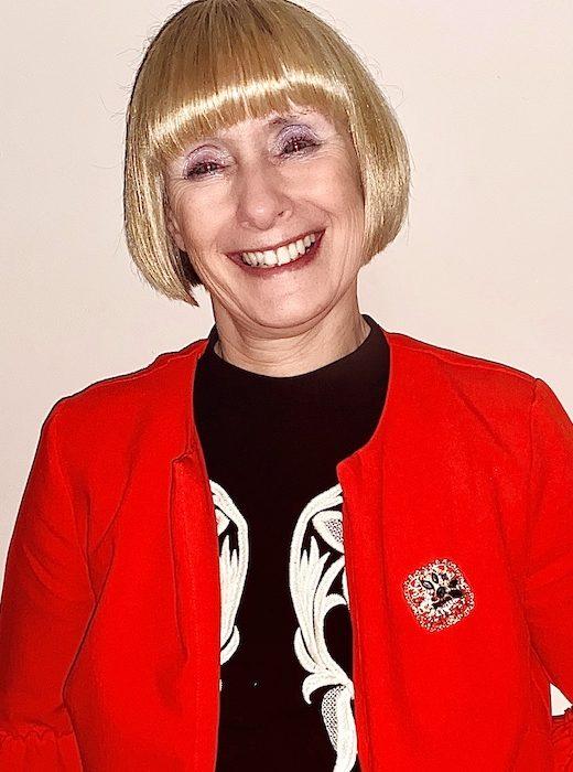 Carolyn Butlin MBE – Trustee